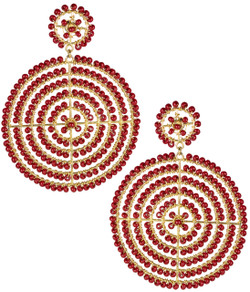 Disk - Burgundy