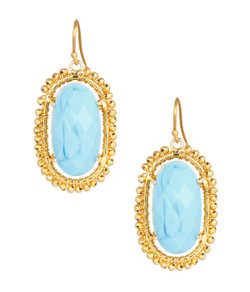 Jenny - Turquoise & Gold - Pre-sale