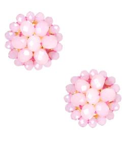 Button - Cotton Candy