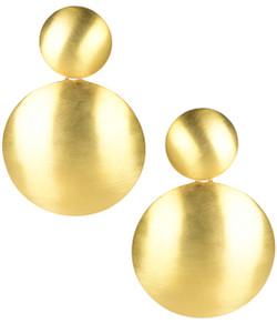 Robin - Brushed Gold