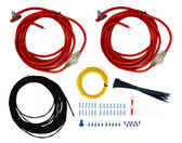 AIR RIDE WIRING KIT (FOR TWO AZ COMPRESSORS)