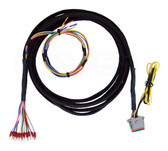 AVS VALVE WIRING HARNESS 10', 15', 20' - ACCUAIR VU4 VALVE TO AVS 7-SWITCH BOX