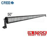 """50"""" 288W OFF-ROAD LED LIGHT BAR W/ 96 PCS 3W CREE LED LIGHTS"""