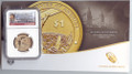 2015-W Sacagawea Dollar, Enhanced Unc ,NGC SP-69 Early Release, Coin & Currency Set,Includes OGP