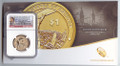 2015-W Sacagawea Dollar, Enhanced Unc ,NGC SP-70 Early Release, Coin & Currency Set,Includes OGP