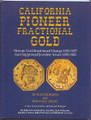 California Pioneer Fractional Gold,Breen,Gillio,Book