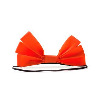 Victoria Fluorescent Orange-red Mini