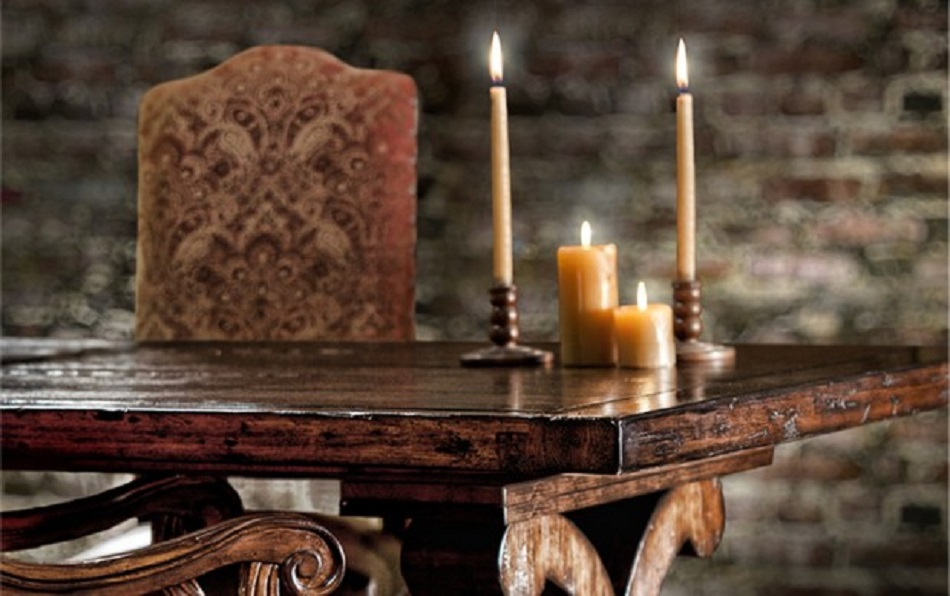 Fill Your Home With Refined Rustic Furnishings