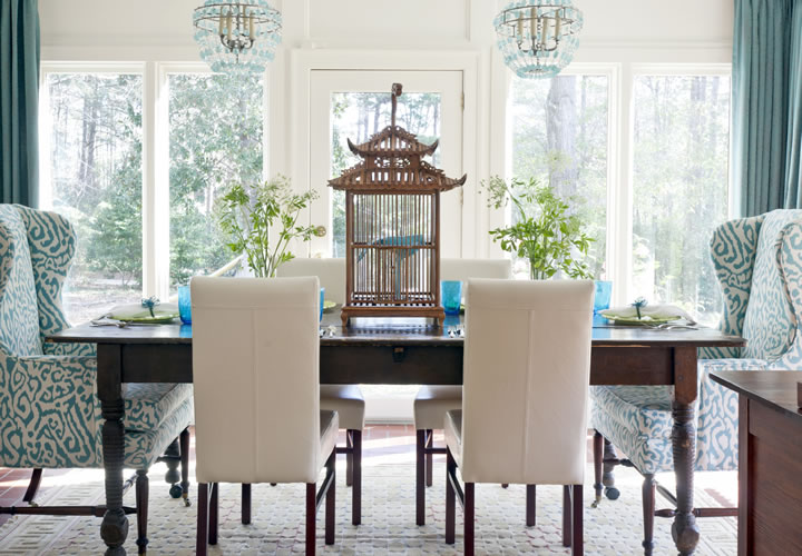 Don't Match Your Dining Chairs - It Is OK To Mix Dining Chair Styles! - Taramundi Furniture & Home