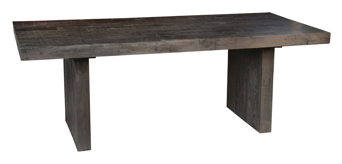 Rustic Reclaimed Wood Modern Dining Table 82 Free Shipping