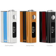 Presenting the eVic-VT 60W, its new cutting edge technology of temperature control, embodying the concept of a healthy alternative lifestyle. eVic-VT features a super large OLED screen, supporting VT-Ti (Titanium)/ VT-Ni (Nickel)/ VW mode, and battery capacity of 5000mah. The Variable Temperature (VT) brings out a different flavor experience with the change of temperature settings, not only improving the taste,but also saving battery and liquid consumption. eVic-VT is not your typical vape, it's an evolutionary start.  Standard configuration: 1 * eVic-VT  1 * USB Cable 1 * eVic-VT Skin 1 * Wall Adapter (1A)