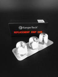 Kangertech DripBox replacement coils (3-pk)
