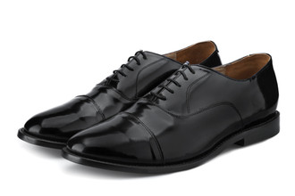 PATENT LEATHER BONUCCI OXFORD