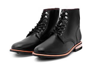 BLACK ESSEX  FOOTWEAR
