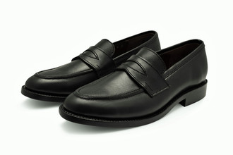 BLACK GALDI PENNY LOAFER