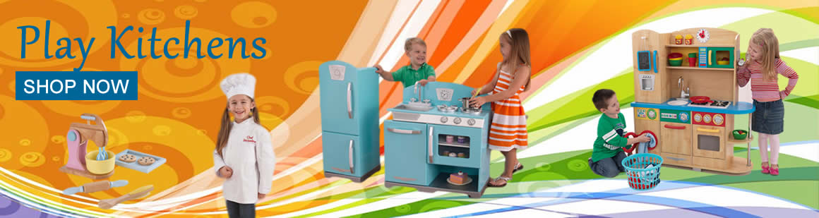 Shop Wooden Play Kitchens