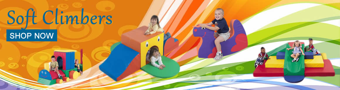 Shop Soft Play Climbers