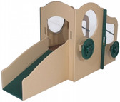 Step 'n Slide Infant/Toddler Outdoor Playground, Natural Colors 1