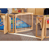 Jonti-Craft KYDZSuite Welcome Gate Elementary Height 1