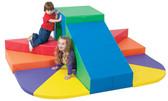Children's Factory Tunnel Mountain Slide Soft Climber 1