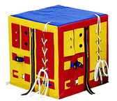 Children's Factory Developmental Play Cube 1
