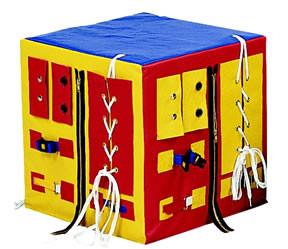 Children's Factory Developmental Play Cube 1