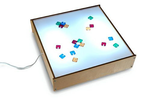 Whitney Brother Light Box for Preschoolers
