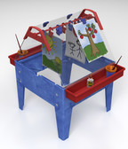 Childbrite Toddler Basic Easel - Multiple Colors