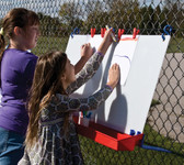 Childbrite Double Fence Easel 1