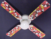 "Disney Mickey Mouse #1 Ceiling Fan 42"" 1"
