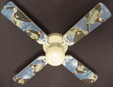 "Batman Superhero Ceiling Fan 42"" 1"