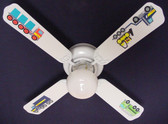 "Tonka Trucks Ceiling Fan 42"" 1"