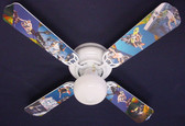 "Radical Skateboards Ceiling Fan 42"" 1"