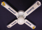 "NHL Buffalo Sabres Hockey Ceiling Fan 42"" 1"