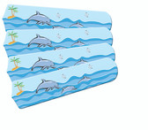"""Kids Playful Dolphins Ceiling Fan 42"""" Blades Only 1"""
