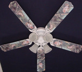 "Large Mouth Bass Fish Ceiling Fan 52"" 1"