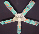 "Finding Nemo Ceiling Fan 52"" 1"