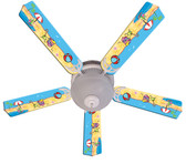 "Fun In The Sun Ceiling Fan 52"" 1"