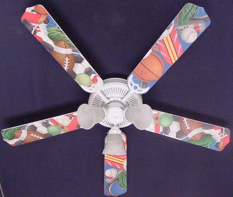 General Sports Ceiling Fan 52