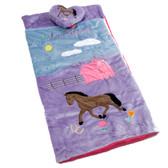 Horse Lover Slumber Bag