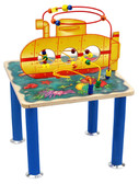 Anatex Submarine Rollercoaster Bead and Wire Table 1