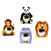 Anatex Animal Friends Wall Mirrors (Set of 4) 1