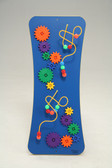 Great Waits Loco-Motion Wall Toy - Wires, Beads, and Gears 1