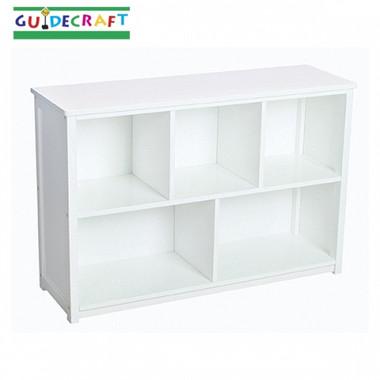 Guidecraft Classic White Bookshelf 2