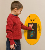 Busy Bee Hands On Pad Wall Toy