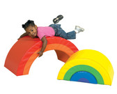 Rainbow Arch Trio Soft Climber