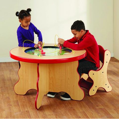 Playscapes Safari Kids Magnetic Play Table Magnetic Sand