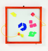 Shapes Wall Toy