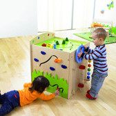 Sensory Island Play Cube