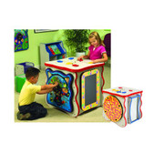 Exploration Island Play Cube